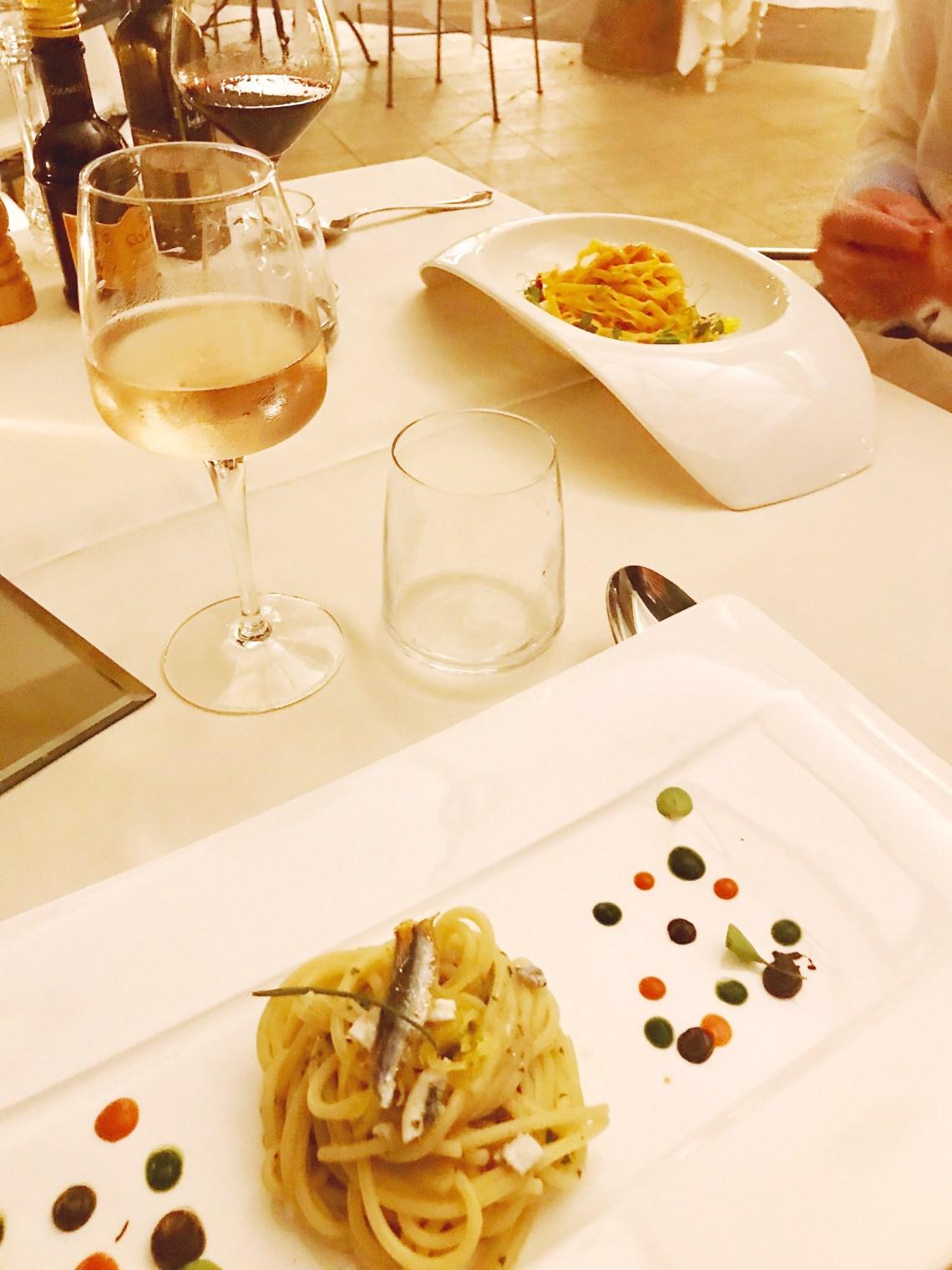 Best restaurants in Positano