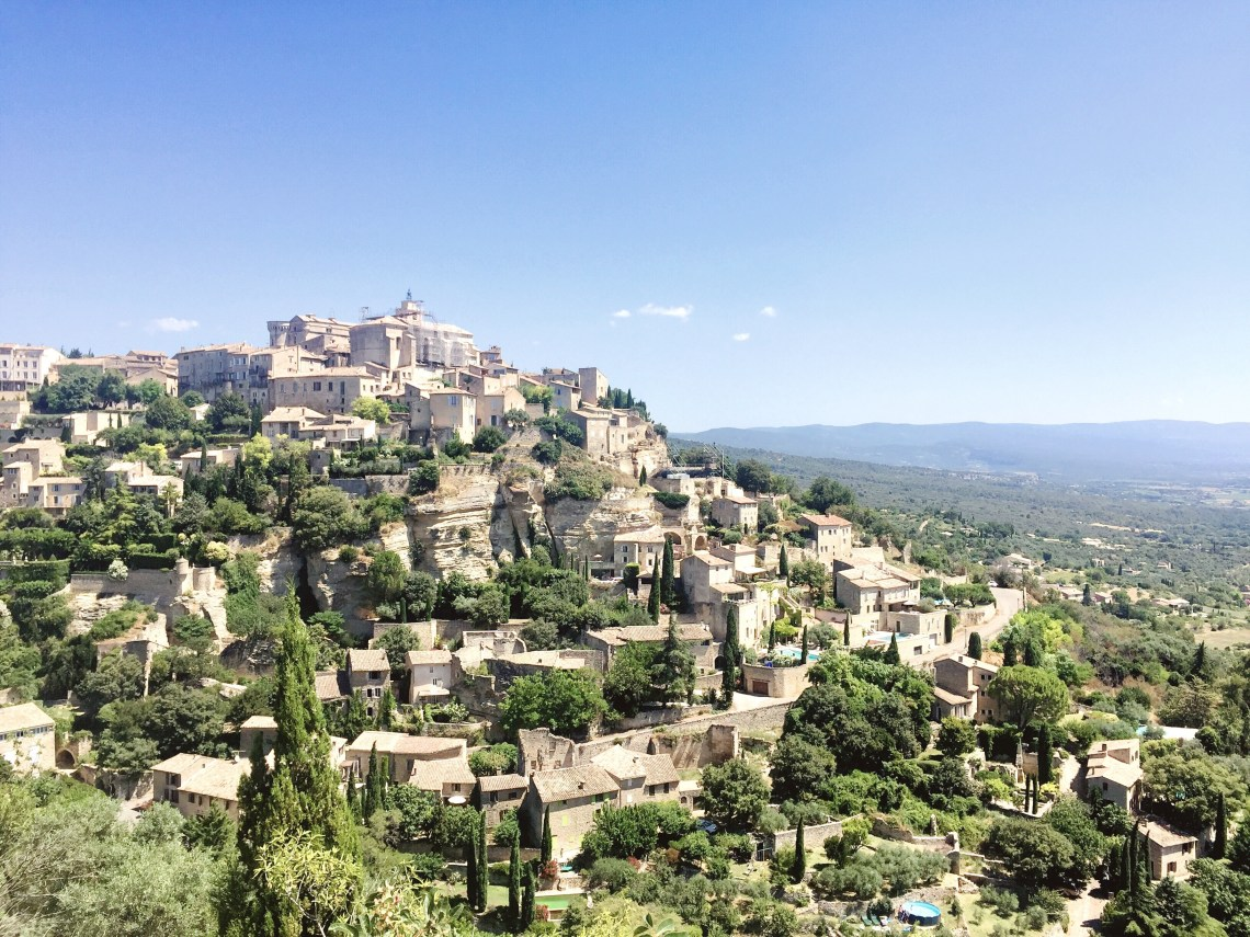 Provence 7 day itinerary and travel guide
