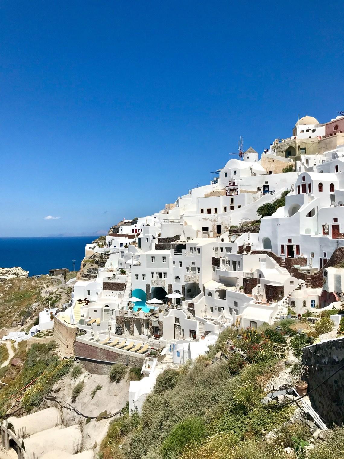 Oia Santorini travel guide