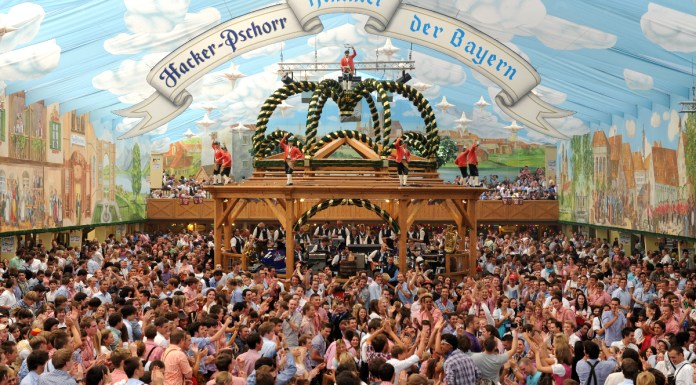 Beer, sausages, and oompah-pah summarize Oktoberfest for many, but this is only half of the story. -- dpa