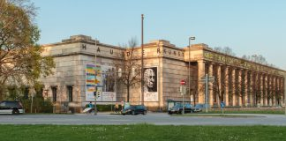 Haus Der Kunst : Creative Commons Attribution-Share Alike 3.0