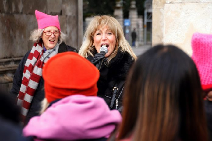 MunichNOW Munich Womens March To The Ballot Box 2018