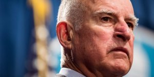 Gov. Jerry Brown: California could 'launch its own damn satellite' - Business Insider