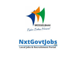 Mossel Bay Local Municipality vacancies 2021 | Garden Route Government jobs | Western Cape Municipality vacancies
