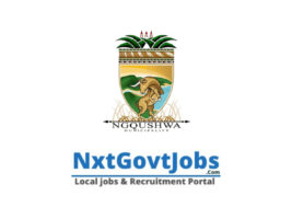 Ngqushwa Local Municipality vacancies 2021 | Amathole Government jobs | Eastern Cape Municipality vacancies