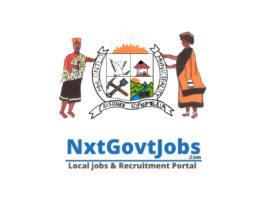 Mhlontlo Local Municipality vacancies 2021   OR Tambo Government jobs   Eastern Cape Municipality vacancies