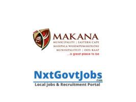 Makana Local Municipality vacancies 2021 | Sarah Baartman Government jobs | Eastern Cape Municipality vacancies
