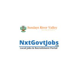 Sundays River Valley Local Municipality vacancies 2021 | Sarah Baartman Government jobs | Eastern Cape Municipality vacancies