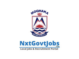 Moqhaka Local Municipality vacancies 2021   Fezile Dabi Government jobs   Free State Municipality vacancies