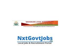 Mohokare Local Municipality vacancies 2021 | Xhariep Government jobs | Free State Municipality vacancies