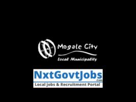 Mogale City Local Municipality vacancies 2021 | West Rand Government jobs | Gauteng Municipality vacancies