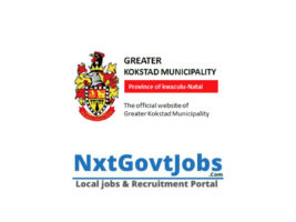 Greater Kokstad Local Municipality vacancies 2021 | Harry Gwala Government jobs | KwaZulu-Natal Municipality vacancies