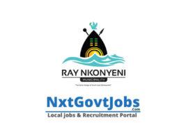 Ray Nkonyeni Local Municipality vacancies 2021   Ugu Government jobs   KwaZulu-Natal Municipality vacancies