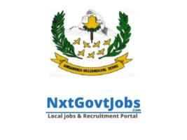 Impendle Local Municipality vacancies 2021 | uMgungundlovu Government jobs | KwaZulu-Natal Municipality vacancies