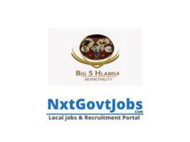 Big 5 Hlabisa Local Municipality vacancies 2021 | uMkhanyakude Government jobs | KwaZulu-Natal Municipality vacancies
