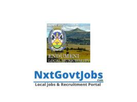 Endumeni Local Municipality vacancies 2021 | uMzinyathi Government jobs | KwaZulu-Natal Municipality vacancies