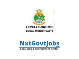Lepelle-Nkumpi Local Municipality vacancies 2021   Capricorn Government jobs   Limpopo Municipality vacancies