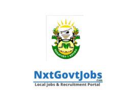 Greater Giyani Local Municipality vacancies 2021 | Mopani Government jobs | Limpopo Municipality vacancies
