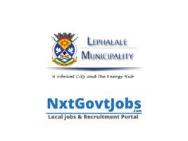 Lephalale Local Municipality vacancies 2021 | Waterberg Government jobs | Limpopo Municipality vacancies