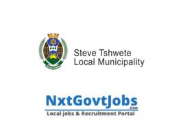 Steve Tshwete Local Municipality vacancies 2021 | Nkangala Government jobs | Mpumalanga Municipality vacancies