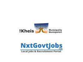 !Kheis Local Municipality vacancies 2021 | ZF Mgcawu Government jobs | Northern Cape Municipality vacancies