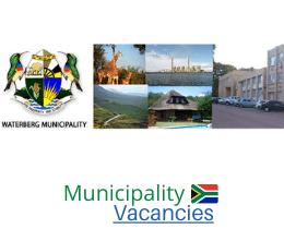 Waterberg District municipality vacancies 2021 | Waterberg District vacancies | Limpopo Municipality