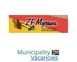 ZF Mgcawu District municipality vacancies 2021 | ZF Mgcawu District vacancies | Northern Cape Municipality