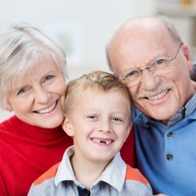 Barnebarn og besteforeldre
