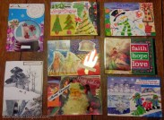 Christmas Card Collages