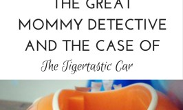 The Great Mommy Detective - nothing is ever lost until mom can't find it, or figure out what you are talking about. parenting. motherhood. humor.
