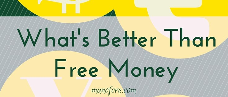 What's Better Than Free Money? When you are a busy mom the thing that saves you time and effort is worth more than cold hard cash.