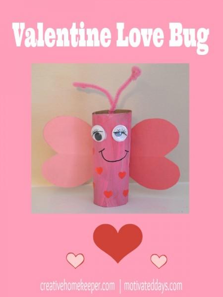 Valentine Love Bug from Samantha at Motivated Days