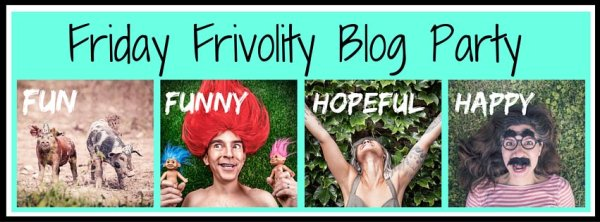 Friday Frivolity Banner