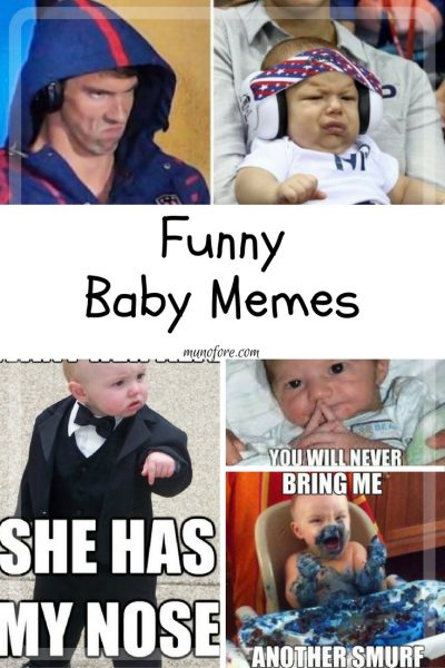 Funny Baby Memes - adorable baby memes, humor, parenting.