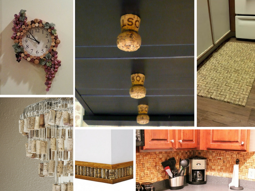20 Creative and Useful Wine Cork Crafts for Your Kitchen Munofore