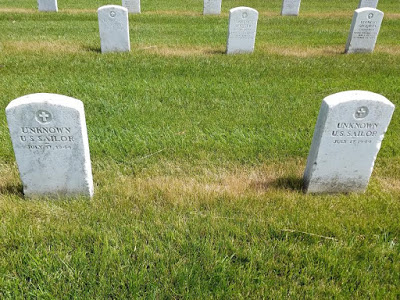 Adventures in Weseland - Golden Gate National Cemetery