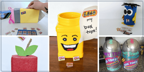 creative box tops collection boxes #btfe #boxtops