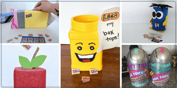 creative box tops collection boxes #btfe #boxtops