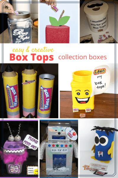 creative box tops collection boxes