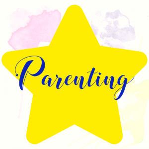 a gold star for parenting