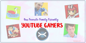 collage of youtubers plus text