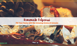 close up of potpourri in a bowl