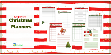 Christmas Planners tw