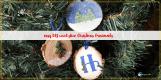 wood slice ornaments tw