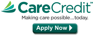 Financial option of credit through CareCredit