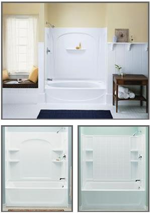 Bathtub Amp Shower Units By Munro Products