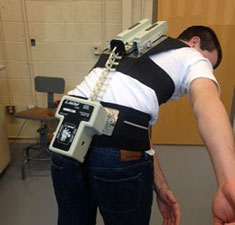 Research study on spinal flexibility after lumbar spinal fusion