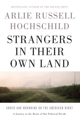 Book cover of 'Strangers in Their Own Land'
