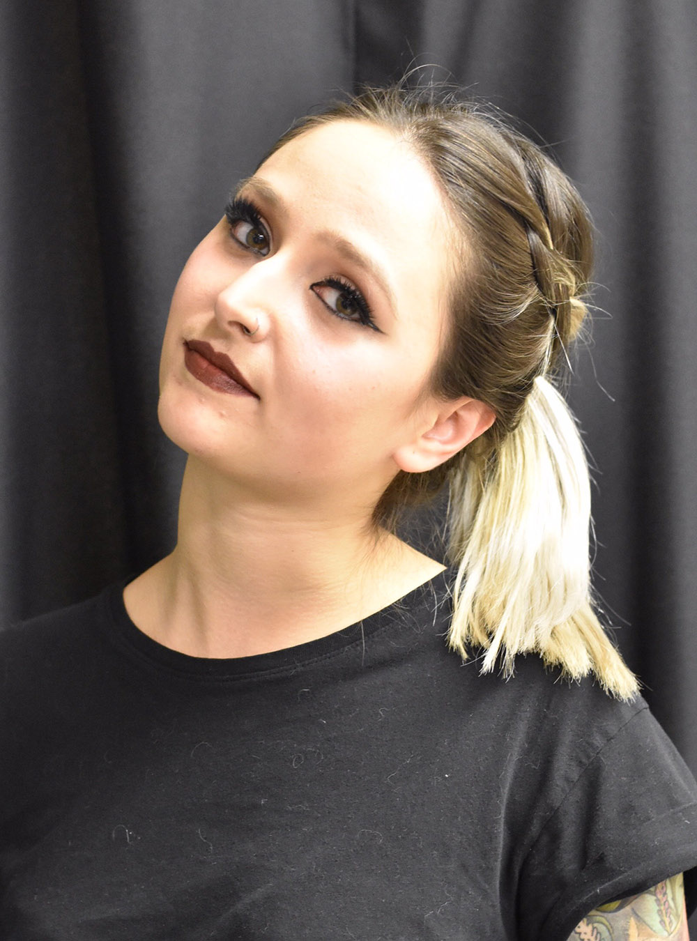 Student choreographer: Nathalie Quiros. Photo / Kelsey Phillips