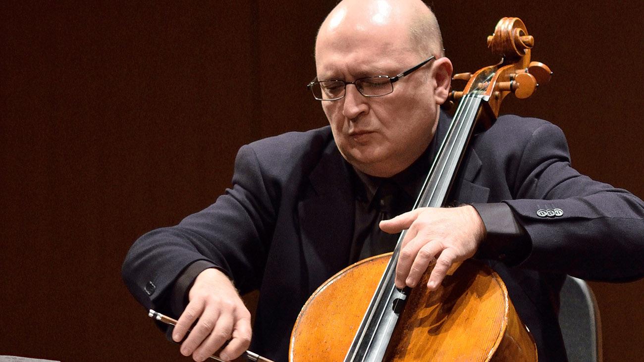 Suren Bagratuni, cellist edit